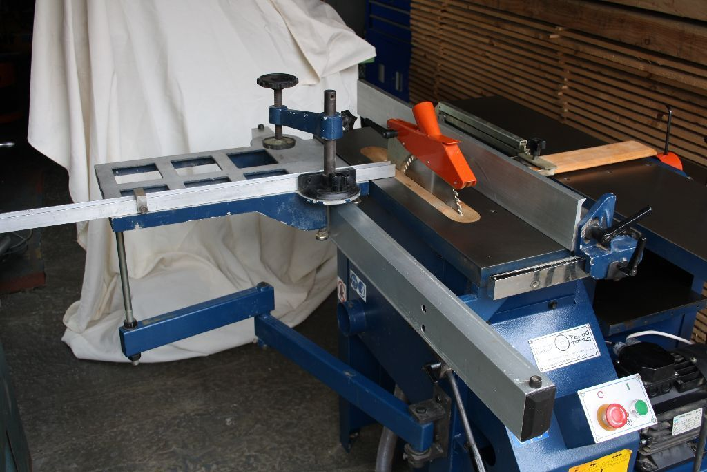 combi woodworking machine