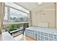 Large 5 bedroom 3 bathroom flat Oval / Stockwell- Whitebeam Close, Clapham Road, London SW9 0EG