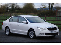 2013 SKODA SUPERB 1.6 TDI S GREENLINE II **ONE OWNER FROM NEW**