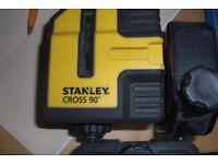 Stanley Cross 90 Laser Level
