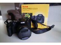 Kodak az651 pixpro 20mp cmos hyperzoom camera