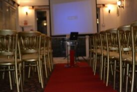 Hall Space / Meeting Room for Hire in Westcliff, Southend-on-Sea