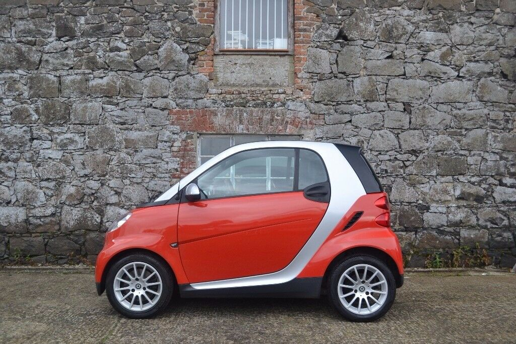 Smart ForTwo Passion *HEATED LEATHER INTERIOR*