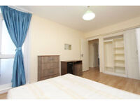 2 rooms available in the same flat - Upton Park