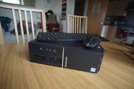 LENOVO IdeaCentre 510S Desktop PC - i7-6700, 8gb RAM, 1TB harddrive