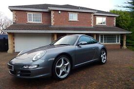 Porsche 911 CARRERA 2 (grey) 2004