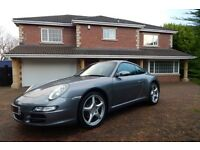 Porsche 911 CARRERA 2 (grey) 2004