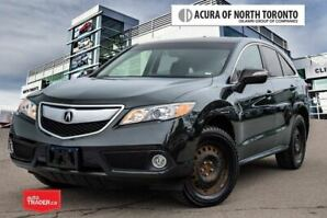 2013 Acura RDX Tech Package 6sp at One Owner| No Accident