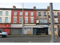 127a Oakfield Rd, Anfield, Liverpool. 2 bedroom flat, with DG & GCH, DSS welcome