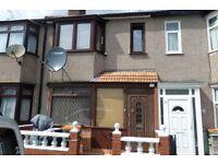 3- 4 Bedroom House close to Prince Regents D.L.R. Station E16
