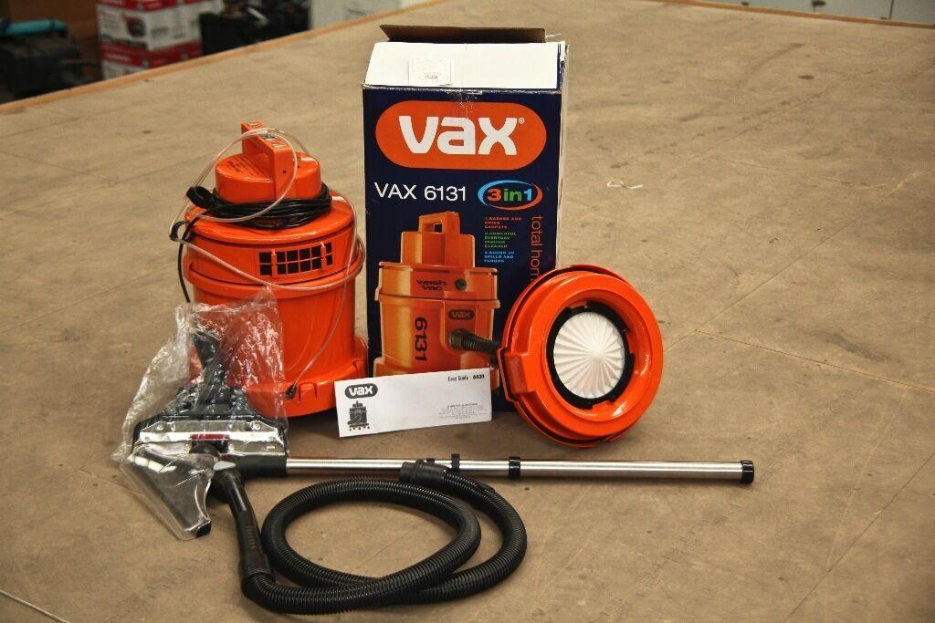 vax 6131 3in1 carpet cleaner dryer vacuum in crewe. Black Bedroom Furniture Sets. Home Design Ideas