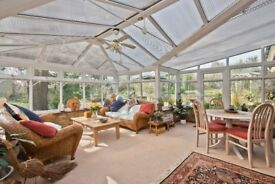 Used Double Glazed Conservatory- Collection Only