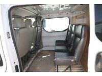 VAUXHALL VIVARO 2700 CDTI 6-SEAT CREW VAN – 57-REG
