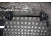 22kg Studio weights set