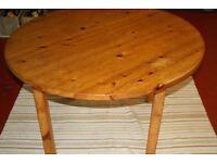 Pine Table by Hamlet Furniture Ltd
