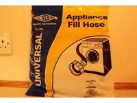 Universal Inlet Washing Machine Hose (Grey)