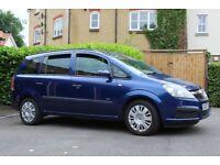 2007 Vauxhall Zafira 1.6i 16v Life
