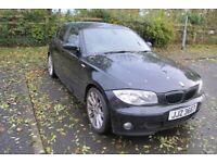 BMW, 1 SERIES, Hatchback, 2005, Manual, 1995 (cc), 5 doors LOW MILLES