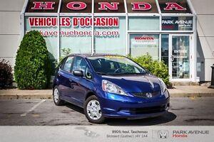 2014 Honda Fit DX * Manuelle * Fiable et économique