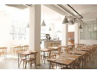 Experienced Waiting Staff - Lyle's, Shoreditch - £11.20ph