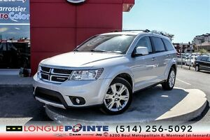 2012 Dodge Journey R/T AWD 7 PLACE CUIR