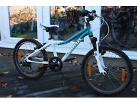 "20"" Wheel Kona Mountain Bike - Suit Age 5-8"