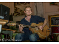 ONLINE LESSONS! Experienced, Enthusiastic Guitar Teacher Available - All levels welcome!