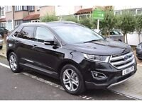 LHD FORD EDGE 2016 YEAR, AWD 2.0 TDCI 210PS , LEFT HAND DRIVE