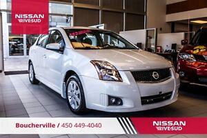 2012 Nissan Sentra 2.0 SR (CVT) *BAS KILO * Nouvel Arrivage *