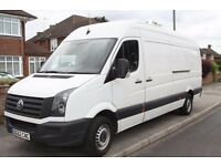 2012 Volkswagen Crafter 2.0TDi CR35 143BHP LWB Panel Van NO VAT