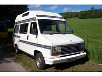 4 Berth 1990 Talbot Express Auto sleeper Harmony petrol Campervan.