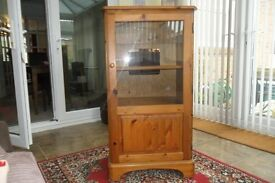 Stereo Hi-Fi Cabinet - Solid Ducal Pine