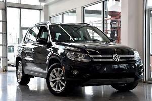 2013 Volkswagen Tiguan Comfortline / TOIT + 0% / 48 MOIS**