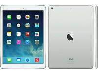 iPad Air with cellular super excellent condition still with box and the original charge