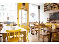 Edinburgh Larder Cafe - Experienced Supervisor with great customer service & a love of local food