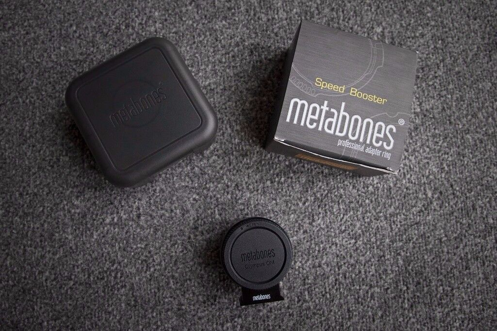 Metabones Olympus OM to Sony FE Speed Booster ULTRA 0.71x (Slightly Used)