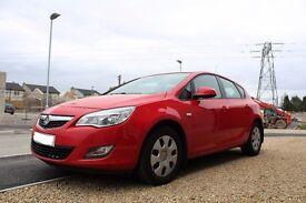 2010 Vauxhall Astra Exclusiv 1.7 CDTI