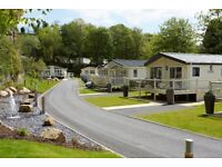 Luxury Lodge Caravan Holiday Home For Private Sale In The Yorkshire Dales