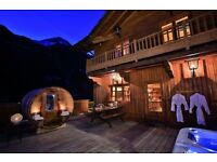 Couple for Catered Chalet in the French Alps (Chef & Host)