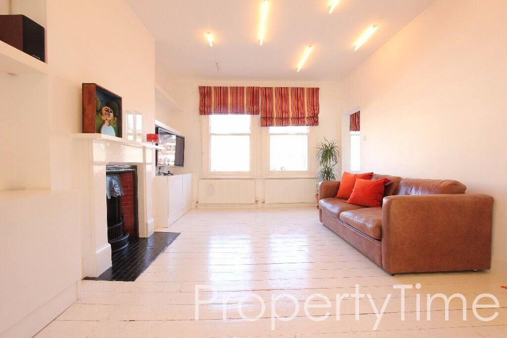 Stunning 1 bedroom conversion flat in Belsize Park NW3 close to well known Primrose Hill - £420pw