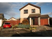 Detached 3 bedroom family home with garage UNFURNISHED - EH10, Fairmilehead