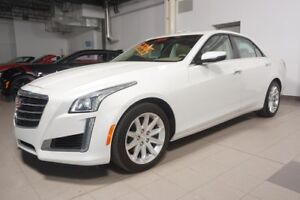2015 CADILLAC CTS SEDAN V6 3.6L LUXURY AWD GPS SUNROOF