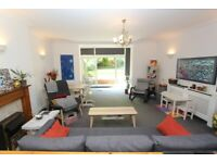 BPG8 - Spacious TWO BED / TWO BATH FLAT with Private Patio in Prime Location in Belsize Park, NW3