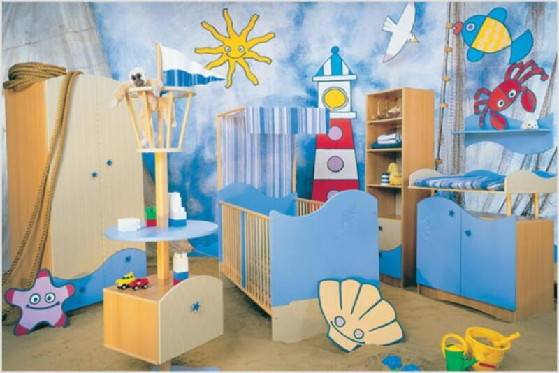 taube kinderzimmer babyzimmer nemo komplett gebraucht in. Black Bedroom Furniture Sets. Home Design Ideas