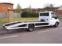 FORD TRANSIT RECOVERY TRUCK LEZ COMPLIANT LONG MOT LIGHTWEIGHT BODY 1920 KG 16 FOOT 6 INCH BED