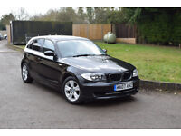 BMW 116I SE 5DOOR MANUAL BLACK cheap car,bargain