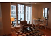 REDUCED ** LUXURY 1 BED APARTMENT, GYM SPA, PAN PENISULA, CANARY WHARF, E14 , CALL NOW!! - AW
