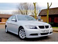 2007 BMW 318d SE 6 speed manual hpi clear Vosa verified