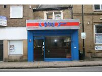 Takeaway Shop To Let In Pudsey Town Centre