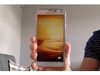 Samsung Galaxy S5 - White - 16gig - O2 Network
